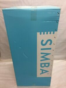 Simba Hybrid 2500 Foam and Spring Mattress DOUBLE LARGE 135cm x 200cm