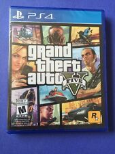 Grand Theft Auto V  *GTA V* (PS4) NEW
