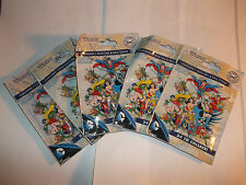 5 Blind Bag DC Comic DOG TAGS Neca Gift Party Favor Superman Batman Wonder Woman