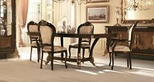 Dining Table+8 Chairs Room Table Rococo Baroque Art Nouveau Luxury Royal