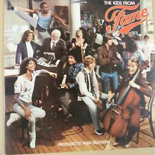 vinyl LP THE KIDS FROM FAME