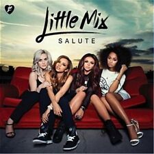 LITTLE MIX-Salute(2013)-These Four Walls-New AND Sealed-Deluxe Edition