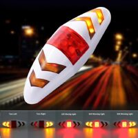 Bicycle Indicator Light LED Rear Tail Lamp Wireless Remote Control MTB Taillight