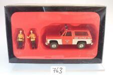 Preiser 1/87 Nr. 33210 Trident Einsatzleitfahrzeug Feuerwehr Mülheim OVP #763