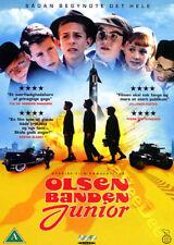 Olsen Gang Junior NEW PAL Kids and Family DVD Denmark