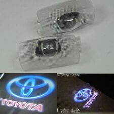 2 x Laser LED Door courtesy Shadow Lights For Toyota PRADO Corolla Previa Crown