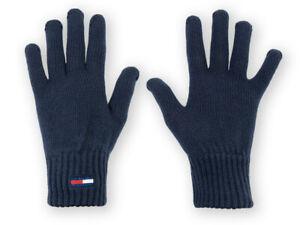 Damen Handschuhe Tommy Hilfiger Marineblau AW0AW10704-C87