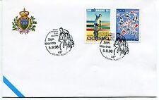 1998-09-05 San Marino 48° coppa placci GP S.Marino ANNULLO SPECIALE Cover