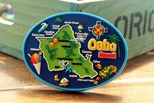 The Gathering Place, Oahu Hawaiian Islands, Hawaii Souvenir Rubber Fridge Magnet