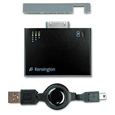 Kensington 1000mAh Mini Battery Pack & Charger for iPod iPhone 3/3S 4/4S--NEW