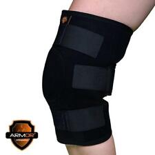 Adjustable Stabilizer Brace Closed Patella Support Knee Brace and Running Wrap