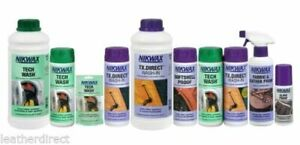 Nikwax Tech Wash & TX Direct Twin Pack Cleaning Waterproof Outdoor Protection