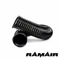 RAMAIR PVC Nero Flessibile Aria Fredda Condotto - Filo Bobina Fornitore Entrata