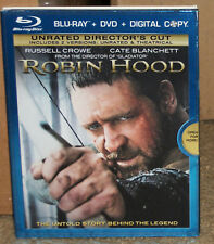 Robin Hood Blu-ray + DVD Special Edition With Slipcover