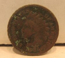 1864 L Indian Head Penny United States 1 Cent Coin
