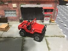 1981 Matchbox Chrysler Jeep 4x4