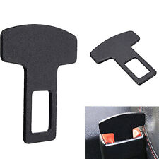 1PC Car Accessories Safety Seat Belt Buckle Alarm Stopper Eliminator Clip Useful