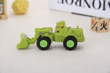 Tomy Scale 1/137 Toy Car Diecast Model Front End Loader Vehicle Bulldozer Gift
