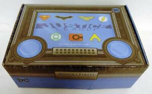 DC Comics World's Finest The Collection Justice League Theme Complete Box