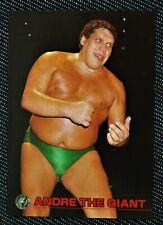 Japan Wrestling Card BANDAI 1998 Andre The Giant  NWAAWAWWF