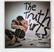 (HM589) Wheres Billy, The Truth Hurts - 2010 DJ CD