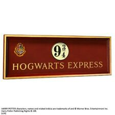 Harry Potter : Platform 9 3/4 Sign : Noble Collection - New