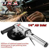 7inch Air Angle Sander 4500rpm Pneumatic Polisher Hand Sanding Tool Heavy Duty S