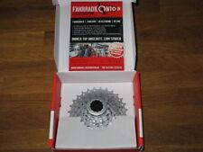 Cassettes y piñones para bicicletas con 11 velocidades