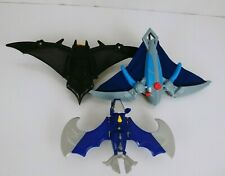 lot of DC Batman Accessory Glider Wing Action Figure Accessory