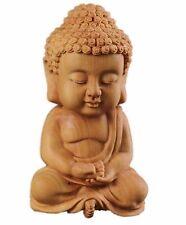 Petit Bouddha en Bois / Small Wooden Buddha
