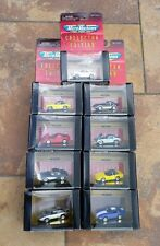 1998 Galoop Lot of 9 Micro Machines Collector Edition Corvette series 1 Sealed