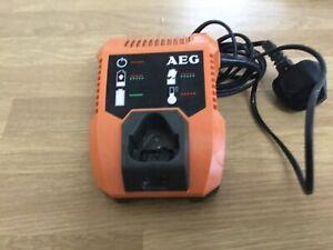 Aeg 12v battery charger