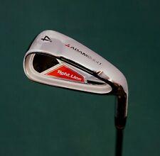 Adams Golf Tight Lies 4 Iron Uniflex Steel Shaft Adams Golf Grip