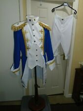 Captain/guard costume,  pantomime small size chest 40 inches