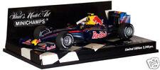 Minichamps 1/43 2009 Red Bull Racing Showcar Sebastian Vettel