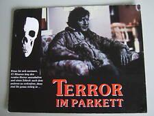 TERROR IM PARKETT - AF #3 - HORROR - Lobby Cards