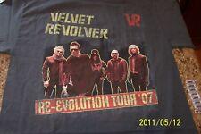 2007 VELET REVOLVER TSHIRT L NEW!!!!!
