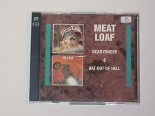 MEAT LOAF -Dead Ringer & Bat out Of Hell- 2xCD