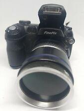 Fujifilm FinePix S Series S5000 3.1MP Digital Camera - Black Tested Works Great.