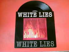 "JASON & THE SCORCHERS White Lies 12"" Vinyl 45!"