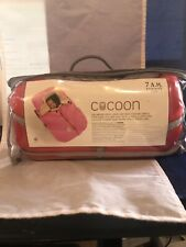 NIP 7AM Enfant Cocoon Car Seat Cover Red Size one size