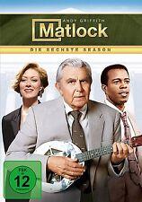 MATLOCK SEASON 6 REPLENISHMENT - GRIFFITH,ANDY/STAFFORD,NANCY/+ 6 DVD NEU