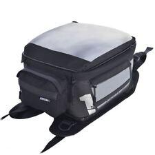Oxford F1 MOTO Correa Tank Bag 18 Litros Negro Equipaje Motocicleta Bolso