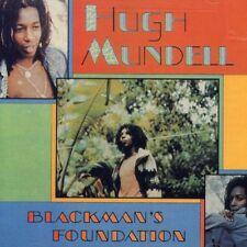 Hugh Mundell - Blackman's Foundation [New CD]
