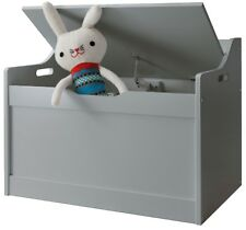 Toy Box in Grey Lola Toy Storage