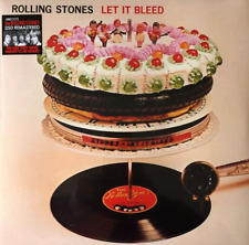 THE ROLLING STONES - Let It Bleed (LP) (180g Vinyl) (M/M) (Sealed)