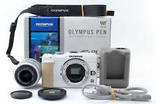 Olympus PEN E-PL1s 12.3MP Digital /M.zuiko14-42mm f/3.5-5.6[Excellent+]#550939