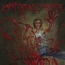 CANNIBAL CORPSE - RED BEFORE BLACK  2 CD NEUF