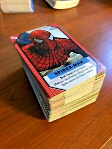2002 Marvel RECHARGE Series Two 2 COMPLETE BASE non-foil SET 150 cards LAST ONE!