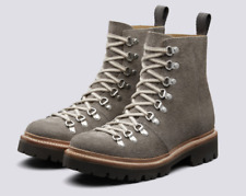 Grenson Nanette Hiker Boots - Vigogna - UK Size 4 - BNWB - Sold Out Everywhere